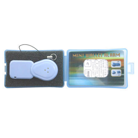 Mini Wallet Alarm