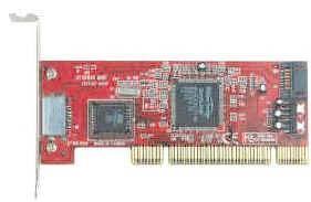 SATA PCI Card--none raid