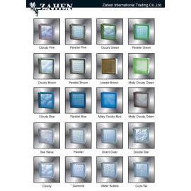 Glass block (Стекло блока)