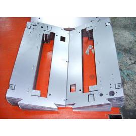 Laser cut pieces (Лазерная резка штук)