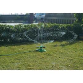 Flat Hose & Sprinkler Set
