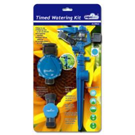 Timed sprinkler system A (Временный спринклерной системой)