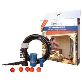 Dripping Kit for Pots / Hanging Baskets (Dripping-Kit für Pots / Hanging Baskets)
