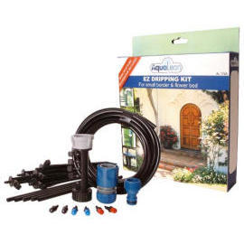 EZ Dripping Kit for Small Border / Flower Bed