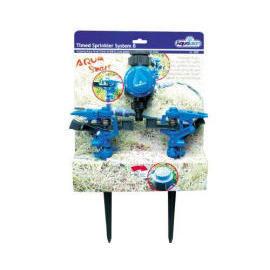Timed Sprinkler System B