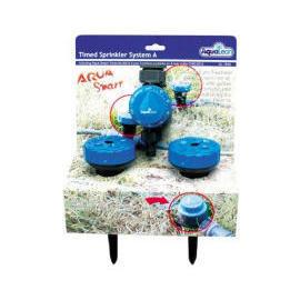 Timed Sprinkler System A