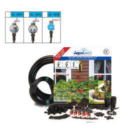 Deluxe Micro Watering Kit for large container plants & hanging baskets