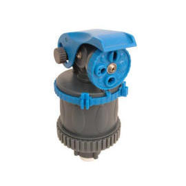 GEAR Drive Sprinkler with 4-pattern head