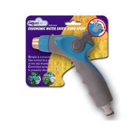 Ergonomic Water Saver Hand Spray