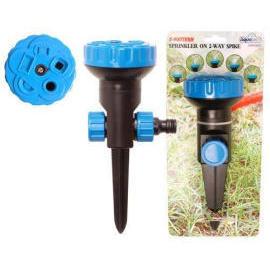 5-pattern Sprinkler on 2-way Spike (5-шаблон Спринклерные на 2-полосная Spike)