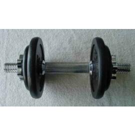 10KGS Black Dumbbell Set (10 кг Черный набор гантелей)