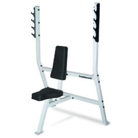 Breaker Bench Shoulder Press (Breaker скамьи плеча Пресса)