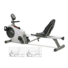 2 In 1 Rower & Recumbent (2 В 1 Гребной & лежачего)
