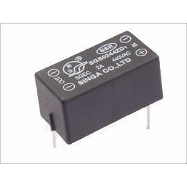 SGS series 1 to 3 A small size AC SSR