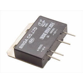 SGS series 5 A small size AC Solid State Relay