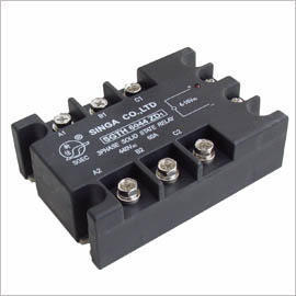 SGTH series 10 to 120 Amps Three Phase SSR