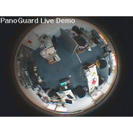 360 degree panorama security IP Camera