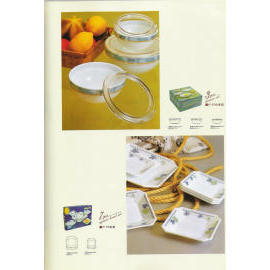 OPAL GLASSWARE/DINNER GLASSWARE