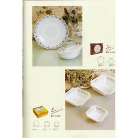 OPAL GLASWAREN / ABENDESSEN GLASWAREN (OPAL GLASWAREN / ABENDESSEN GLASWAREN)