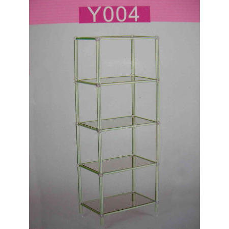 ALUM. TUBE/AWARD CUP/DISPLAY RACK