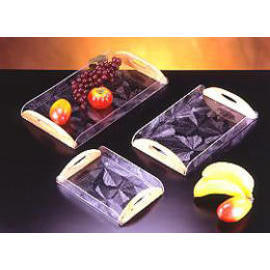 FRUIT TRAY/DESSERT PLATE
