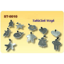 TABLE CLOTH WEIGHT