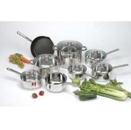 COOKWARE/FRY PAN/DEEP POT/ROASTER/STEAMER (Посуда / Сковородки / Кастрюля / жаровня / увлажнителем)
