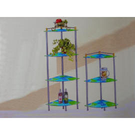 STORAGE RACK/CORNER STAND/MULTI SHELF