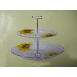 FRUIT TRAY/DESSERT PLATE (ФРУКТЫ лоток / Тарелка десертная)