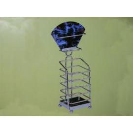 FLATWARE RACK/TOOL HOLDER (Столовые приборы R k / державки)