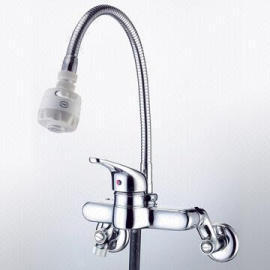 Flexible Kitchen Faucet