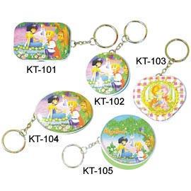 Tin Key Chain (Тина Key Chain)