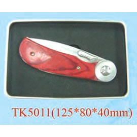 Tin Set-Multi-Purpose Tools (Pocket Knife)