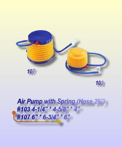 Plastic Air Pump (Пластиковый воздушный насос)