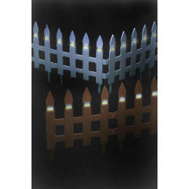 Reflective & Fluorescent Fence Set