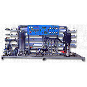 RO Water Supply System for Industrial and Commercial Use