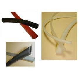 EXTRUDING PARTS, rubber, industrial rubber