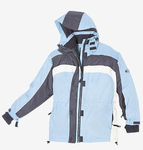 Heated Ski. Jacket
