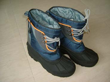 Heating Snow Boot