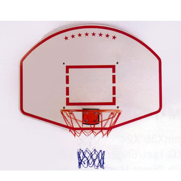 FIBERGLASS BASKETBALL GOAL