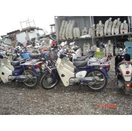used motorcycle (подержанный мотоцикл)