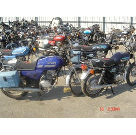 used motorcycle
