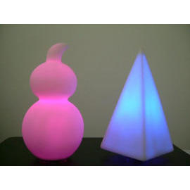 Night Light, Eggnite, Color-Morphing Accent Light (Night Light, Eggnite, цвето-морфинга Accent Света)