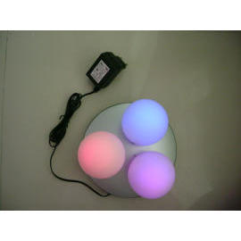 Night Light, Eggnite, Color-Morphing Accent Light