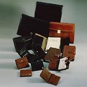 Brief case, organizer and wallets