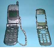 Magnesium part for Mobile phone (Partie de magnésium pour téléphone portable)
