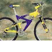 Magnesium part for bicycle (Магний части для велосипедов)