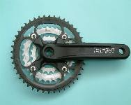 Chainwheel,crank,bicycle part