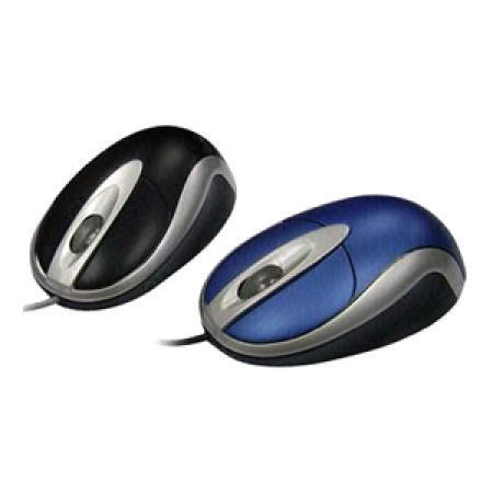 800dpi 3D Optical Mouse with Scroll Wheel, Available in Various Colors