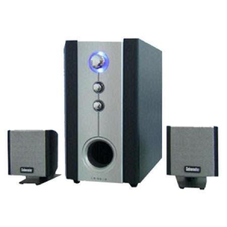 Magnetically-Shielded 2.1 Subwoofer Speaker System; Slim and Compact, Requires M (Магнитоэкранированные 2,1 Subwoofer Speaker System; Тонкий и компактный, требует М)